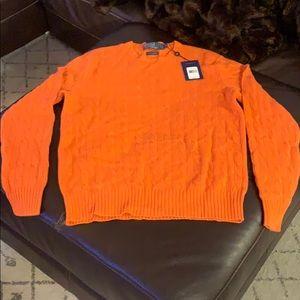 Ralph Lauren Men's Cashmere sweater, brand new